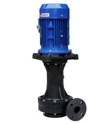 塑宝立式泵产品图